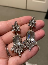 Vintage Art Deco Earrings Owings Mills