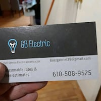 Electrical and wiring installation Allentown