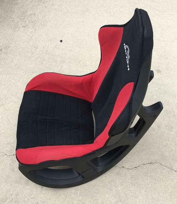 Super Ak Designs Ak 100 Rocker Gaming Chair Red Black Skin Gmtry Best Dining Table And Chair Ideas Images Gmtryco