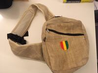 Real hemp backpack  Vancouver, V6Z 1P5