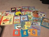 Kids books all ages whole lot for $30 Toronto, M1B 1G5