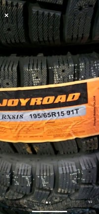 4 winter tires brand new 235/55/r17 installation balance  Toronto, M9W 6T6