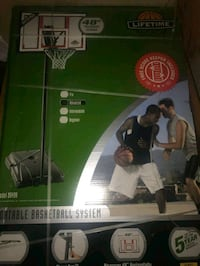 LIFETIME 48' Portable Basketball System Bowie, 20720