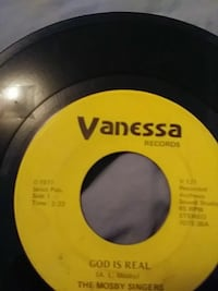 Vanessa records vinyl album