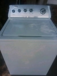 #3968 Whirlpool heavy duty washing machine 426 mi
