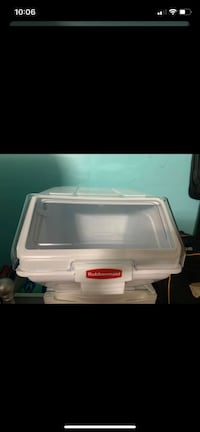 Rubbermaid container commercial grade Ashburn, 20147