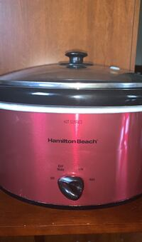 Crock Pot / Slow Cooker - Hamilton Beach