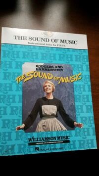 The Sound of Music flute sheet music