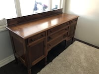 Antique buffet/side board table Toronto, M6S 2M8