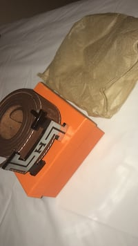 Brand new Hermes belt comes with box Stoney Creek, L8E 3P4