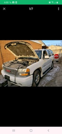 2002 GMC Yukon Denali  Windsor