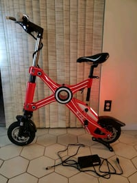 ELECTRIC SCOOTER WITH TRANSMITTER