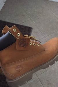 Timberlands wheat  Brampton, L7A 3B2