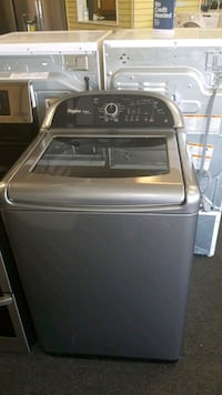 Whirlpool stainless steel top load washer Randallstown