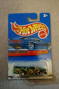 2000 hot wheels #36 sonic special Mississauga, L4Z 1H4
