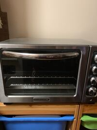 gray and black toaster oven Hamilton, L9A 4T2