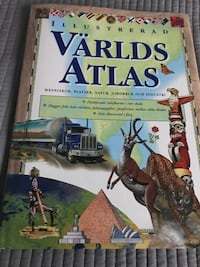 Illustrerad Varlds Atlasbok
