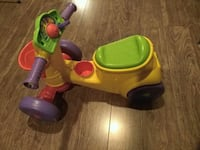 FisherPrice toddler bike. Mint condition Surrey