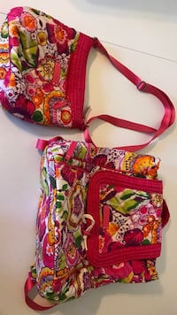 Vera Bradley set  I replaced the drawstring I put a longer one Baytown, 77521