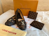 Lv shoes and Wallets  Midland, 79707