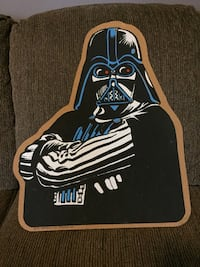 Darth Vader cork board Star Wars