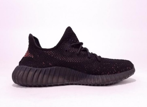"new product 9fb75 c217d Adidas Yeezy 350 Boost V2 ""Red Stripe"" +Video"