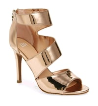 B.P. Rose Gold High Heels - size 7.5 3725 km
