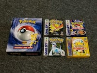 Pokemon Gameboy boxes (boxes only - No games)
