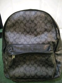 NEW COACH backpack- authentic!