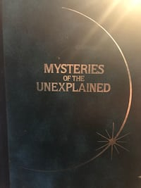 Time life mysteries of the unknown series... hard cover Dunnellon, 34431