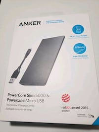 Anker Power Core 5,000Amh Hyattsville, 20785