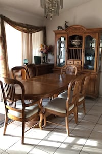 Whole Dining Room Set
