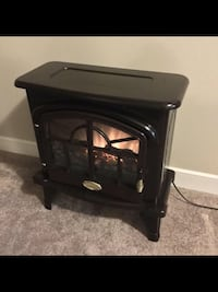 QUALITY MULTIPLE SETTINGS ELECTRIC BLOWER HEATER FIREPLACE . Edmonton, T5L