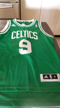 Rondo Celtics Jersey Kids Medium  New Westminster, V3M 6T6