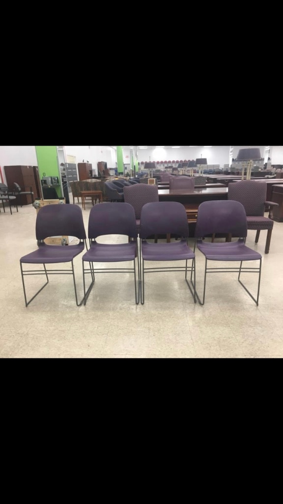 used herman miller limerick office stack chairs for sale in columbus rh us letgo com