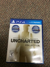 Uncharted: The Nathan Drake Collection PS4 Toronto, M8Z 4W9