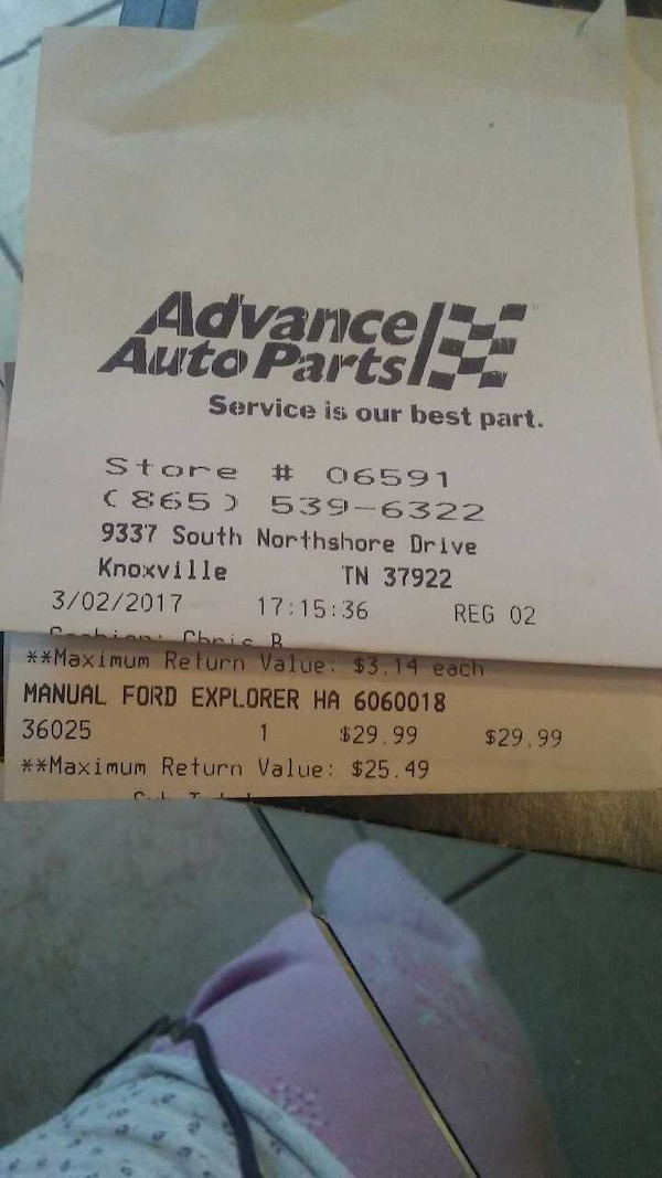 Used Repair Manual In Excellent Condition   For Sale In