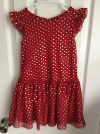 Party Dress for Toddler age 4-5-$12 Toronto, M6R 1Z8