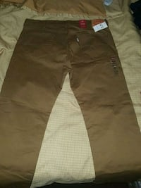 black and gray Nike pants Dumfries, 22026