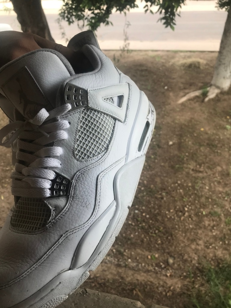 Photo Jordan 4 Pure Money size 12