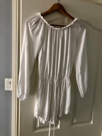 Romper shorts jumper white from italy Toronto, M6P 2R8