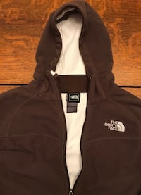 North face brown sweater/ hoodie Silver Spring, 20904