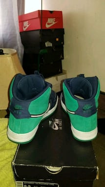 Air force 1 nike size 8
