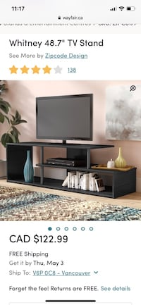 Tv Stand Vancouver, V6P