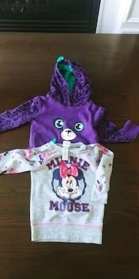 SIZE 2 TODDLER GIRL SWEATERS