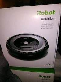 black and gray iRobot Roomba vacuum cleaner box Tulsa, 74128