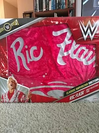 WWE WWF WCW Ric Flair adult collectable robe. Jeffersonville, 47130