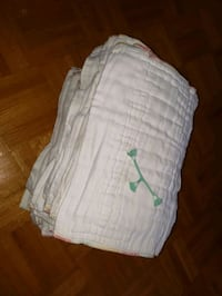 Rearz flat cloth diapers, and applecheeks inserts
