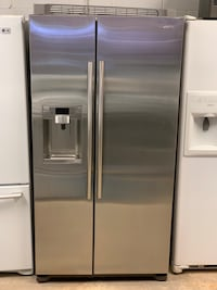 Samsung Side By Side Refrigerator 1 Year Warranty  San Antonio, 78239