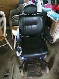 black and blue motorized wheelchair Baltimore, 21214
